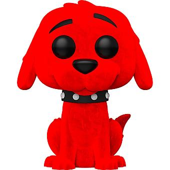 Clifford il grande cane rosso Clifford Flocked Pop! Vinile