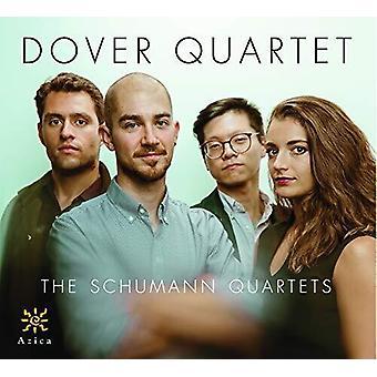 Schumann Quartets [CD] USA import