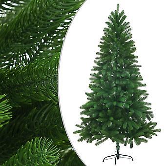 vidaXL Artificial Christmas Tree Lifelike Needles 150 cm Green