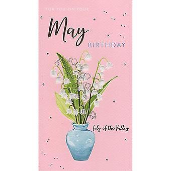 ICG Ltd May Birthday Card