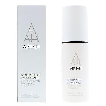 Alpha-H Beauty Sleep Power Mist 100ml With Vitamin Complex