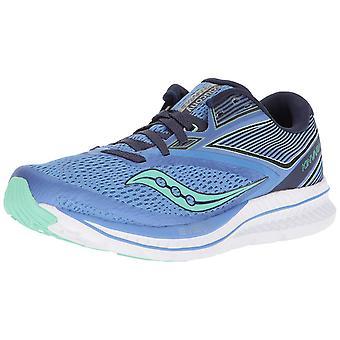 Saucony mujeres Kinvara 9 Bajo Top Encaje Running Sneaker