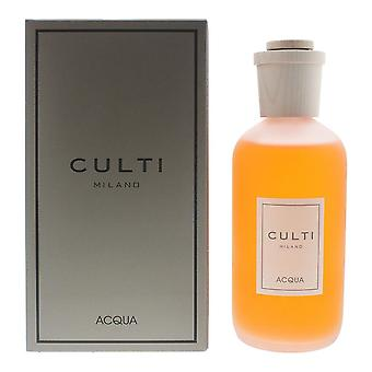 Culti Milano Diffuser 250ml - Acqua - Sticks Not Included In The Box