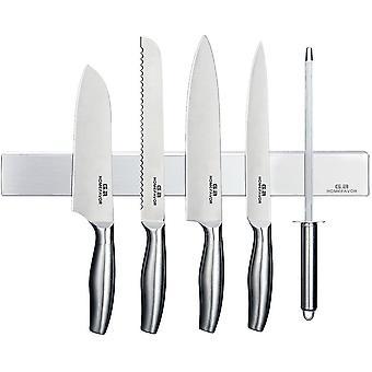 Wokex Edelstahl Messerhalter Magnetisch 40 cm Magnetleiste Messerleiste fr eine Aufgerumte Kche