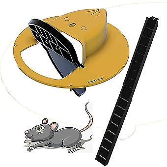 Flip N Slide Bucket Lid Mouse Rat Trap 10967