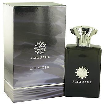 Amouage Eau De Parfum Spray tarafından amouage memoir 3.4 oz