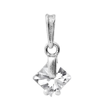 InCollections 0010201668340 - Women's pendant with cubic zirconia, sterling silver 925