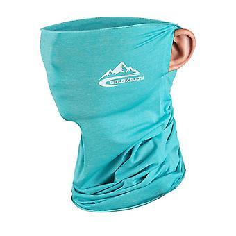 Pm2.5 meltblown stof fietsen masker sport beschermende maskers ijs zeefdruk magische hoofdband sets