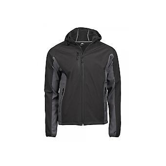 Tee Jays Mens Hooded Lättvikt Prestanda Softshell TJ9514