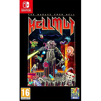 Hellmut The Badass From Hell Nintendo Switch Game