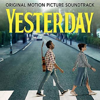 Yesterday Soundtrack OST CD