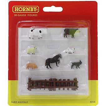 Hornby Tuotantoeläinten malli