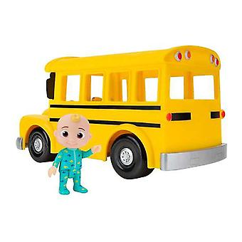 Buss Cocomelon Bandai Yellow