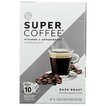 Kitu Kaffee K Tasse Dunklen Braten, Fall von 6 X 10 jeder