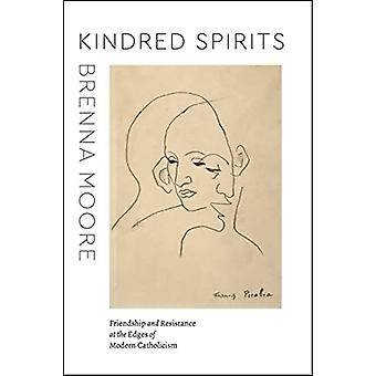Kindred Spirits by Brenna Moore