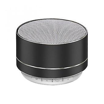 A10 Wireless Bluetooth Lautsprecher Kleine Stahl Kanone Schloss und Last Spray Handy Tragbare Karte