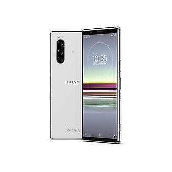 Smartphone Sony Xperia 5 versione europea Silver Dual SIM da 6 GB/128 GB