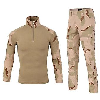 Uniform Quick-drying Breathable Camouflage Clothes Bomber Jacket Shirt