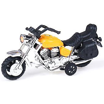 Detský motocyklový model Hračka plastový materiál priateľský k vzdelávaciemu kognitívnemu darčeku pre deti