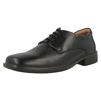 Mens Padders Smart Lace Up Shoes Andrew