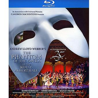 Fantomen på operan på Royal Albert Hall [Blu-ray] [BLU-RAY] USA import
