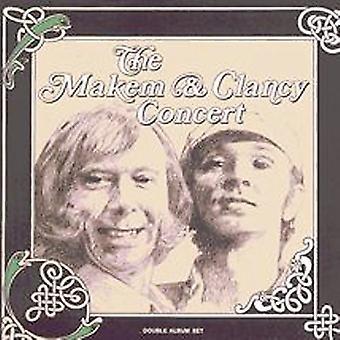 Makem & Clancy - In Concert [CD] USA import
