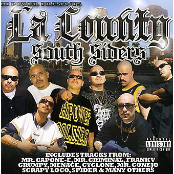Hi Power Presents - La County Southsider's [CD] USA import