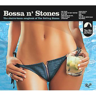 Chill sessioner - Bossa N' stenar [CD] USA import