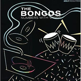 Bongos - Numbers with Wings [CD] USA import
