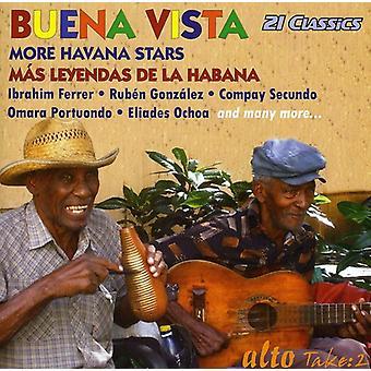 Buena Vista Club - Buena Vista: More Havana Stars/Mas Leye [CD] USA import