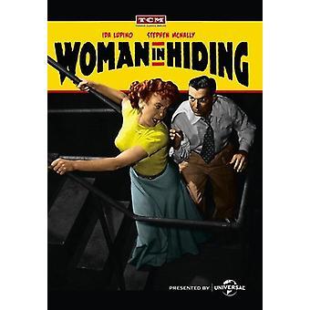 Vrouw in het verbergen van de [DVD] USA import