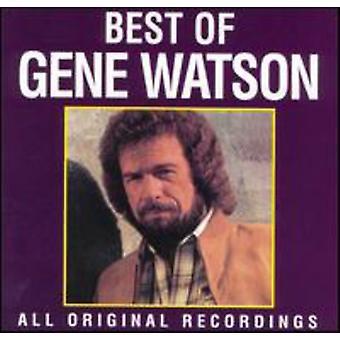 Gene Watson - Best of Gene Watson [CD] USA import