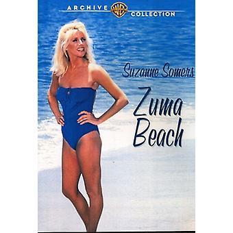 Zuma Beach [DVD] USA importerer
