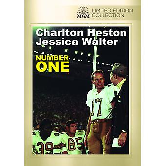 Number One [DVD] USA import