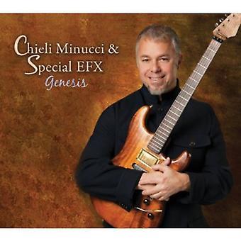 Chieli Minucci & spécial Efx - importer des USA de la Genèse [CD]