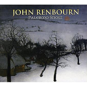 John Renbourn - Palermo Snow [CD] USA import