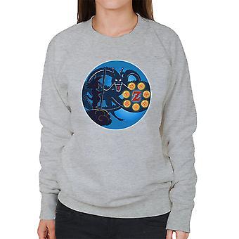 Super Z Saga Dragonball Z Damen Sweatshirt