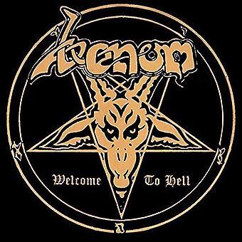 Venom - Welcome to Hell [CD] Yhdysvallat tuoda