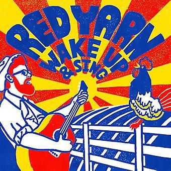 Red Yarn - Wake Up & Sing [CD] USA import