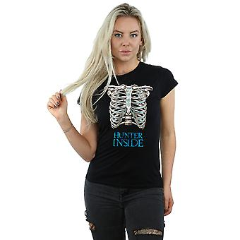 Supernatural Women's Hunter Inside T-Shirt