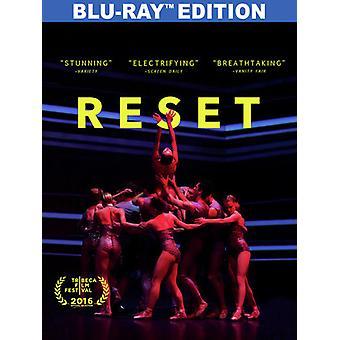 Återställ [Blu-ray] USA import