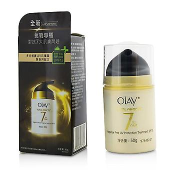 Olay Total Effects 7 In 1 Fragrance Free Uv Protection Treatment Spf15 - 50g/1.7oz