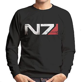 Mass Effect N7 Armour Herren Sweatshirt