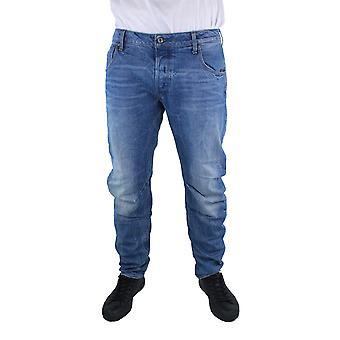 G-Star Arc 3D Slim Medium Aged Hardon Stretch Denim Jeans