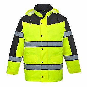 Portwest - Привет Vis безопасности классический два тона Спецодежда куртка