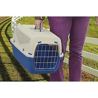 Σκίπερ κατοικίδιο ζώο κιβώτιο ταξιδιών (μπλε, μέγεθος 1-48cm)