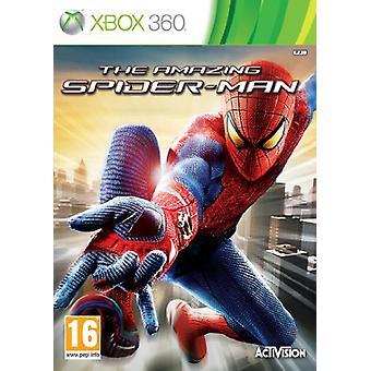 The Amazing Spider-Man (Xbox 360)-fabriek verzegeld