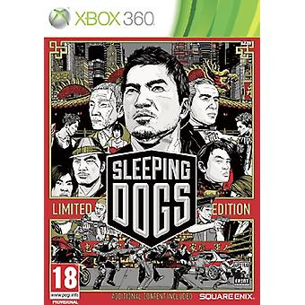 Sleeping Dogs - Limited Edition (Xbox 360) - Som ny