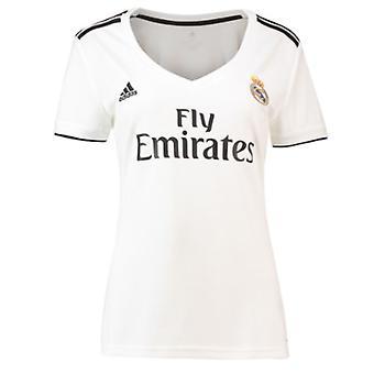 2018-2019 Реал Мадрид Adidas Женская дома рубашку