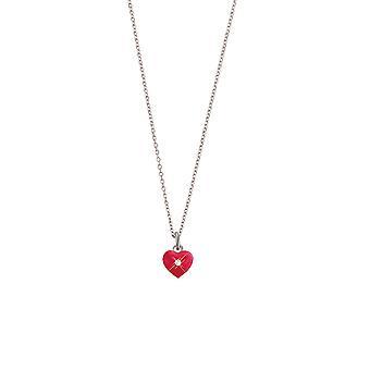 Bambini collana catena argento cuore ragazze 261090200 dell'esploratore
